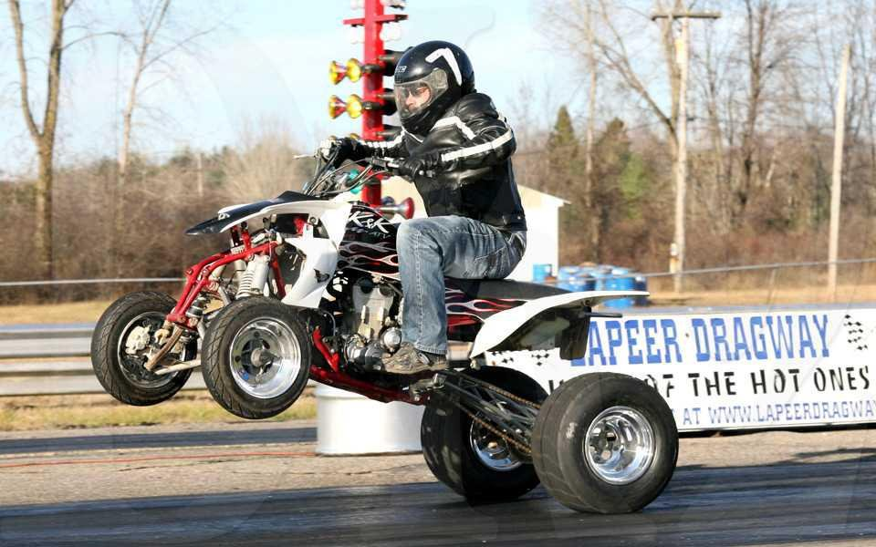 Lapeer Dragway (011) | Lapeer International Dragway 1/4 mile… | Flickr