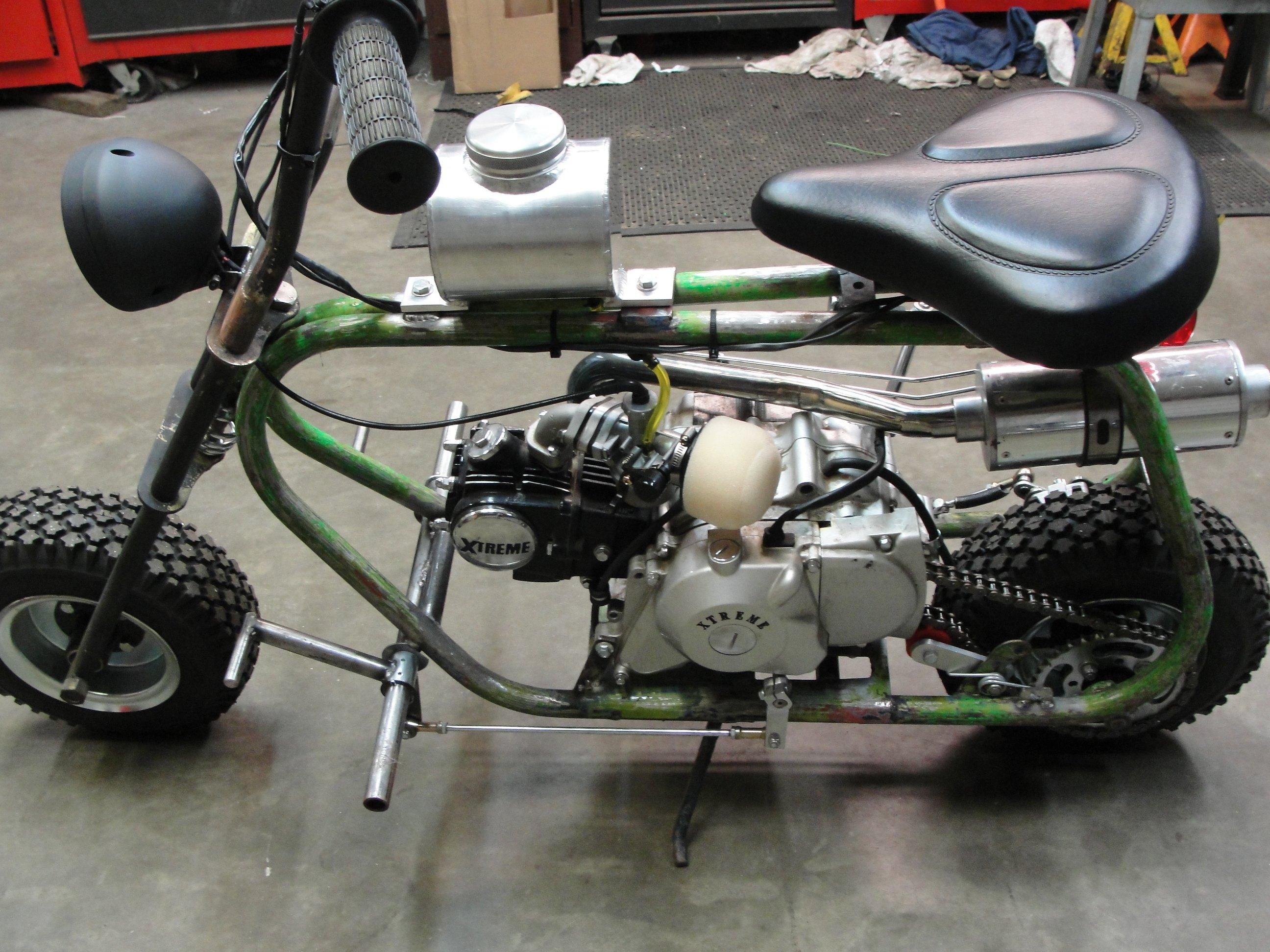 SCOOTER PALACE 97cc Mini Baja Doodlebug Mini Bike Part